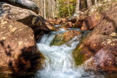 Waterfall Wednesday: Laurel Creek Falls, West Virginia