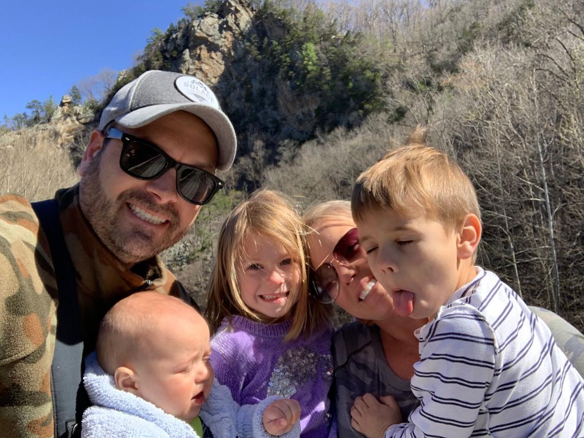 Hamrans Cabin Family.jpg