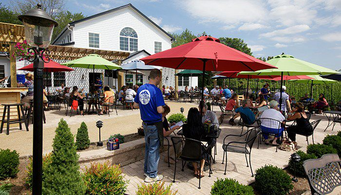 Enjoy the mountain air, beer, and more in Nelson County