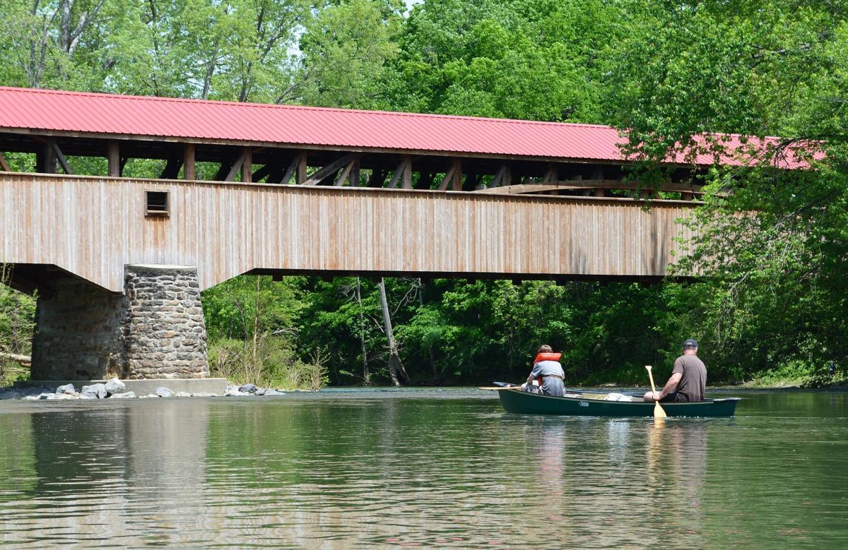Bob Wert covered bridge.JPG