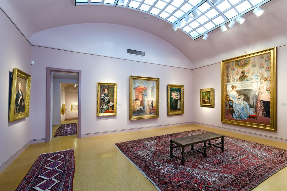 Gari Melchers Gallery and Studio at Belmont