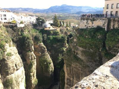 Ronda Cliffs of Spain.jpg