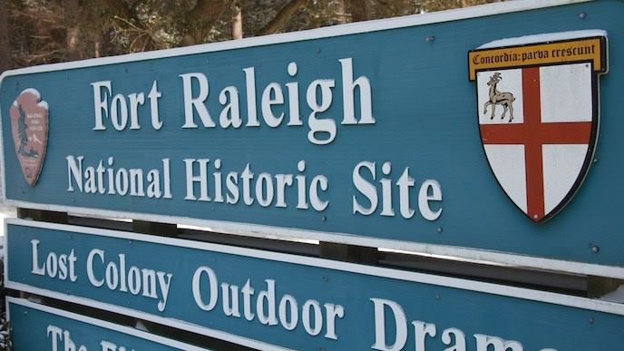 Fort Raleigh