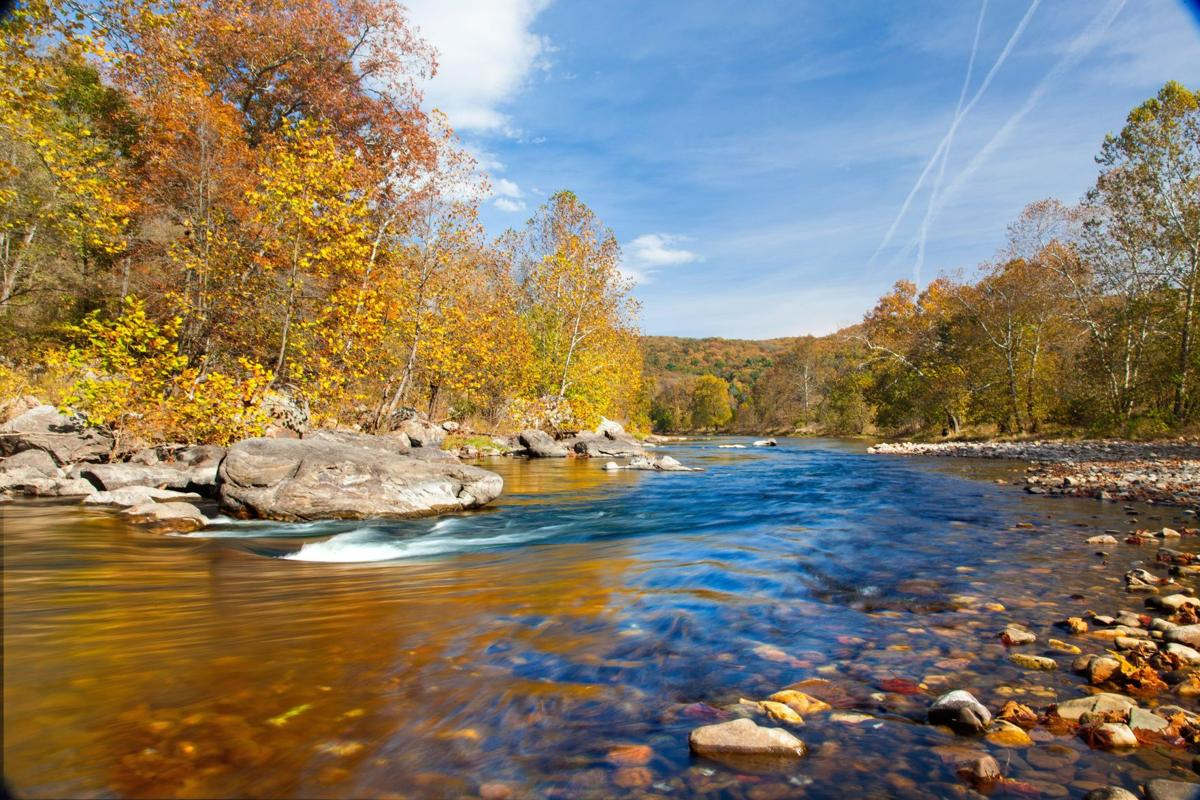Swimmin' holes below, eagles above: West Virginia's Hardy County