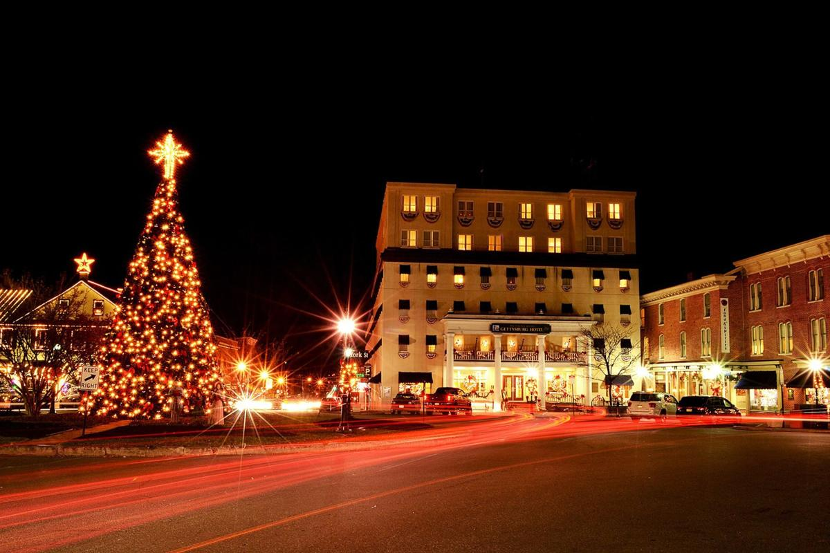 Head to southern Pennsylvania for small-town holiday fun