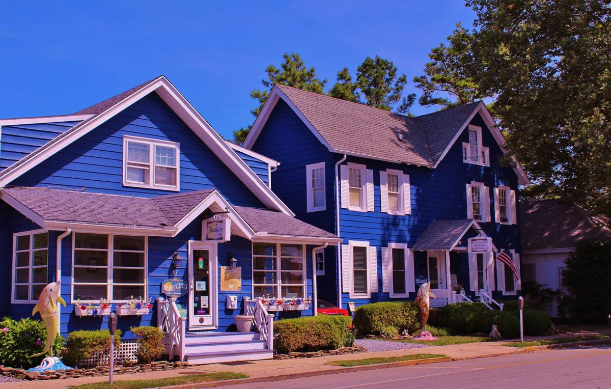 Bewitched and BEDazzled at two Rehoboth Beach B&Bs