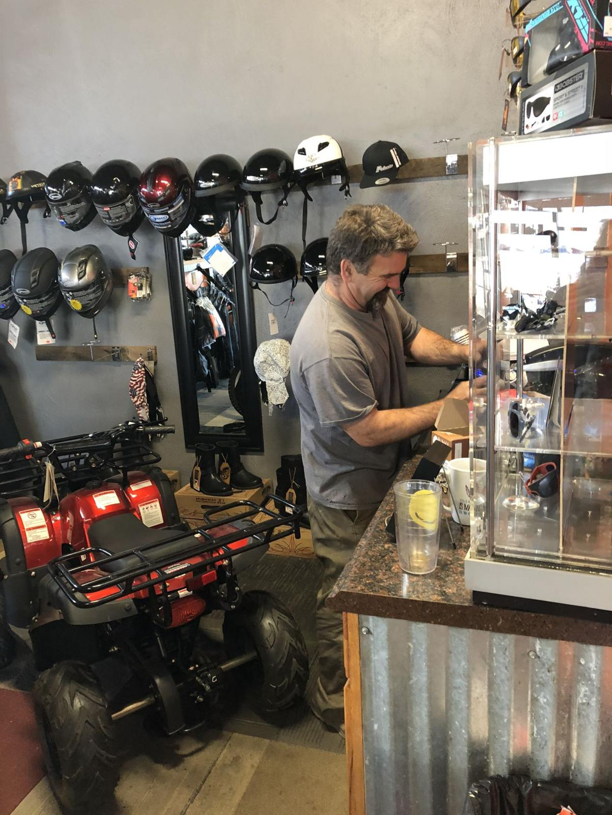 Terry Rafferty, owner of GearHead, creates motorcycle tours for riders of all sorts.