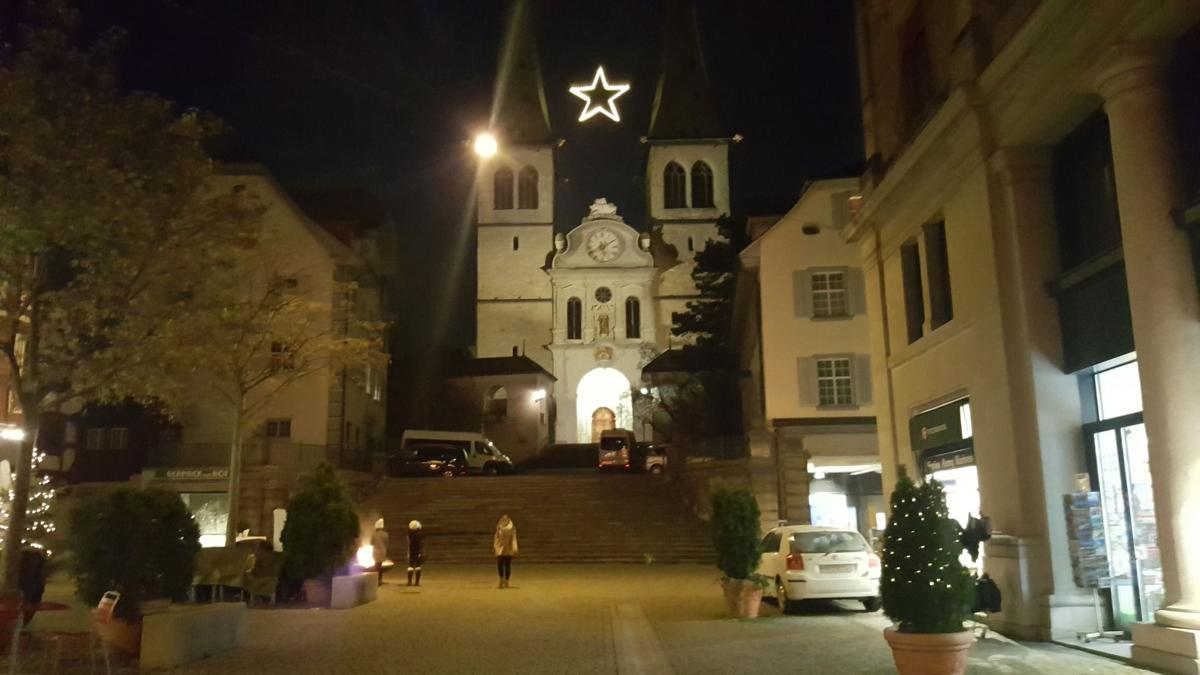 """Lucerne, the """"City of Lights,"""" is the perfect place to get in the Christmas spirit."""