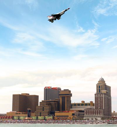 USAF Thunderbird over AC Skyline.jpg