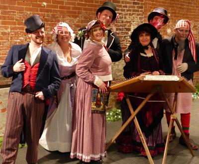 Dickens Troupe