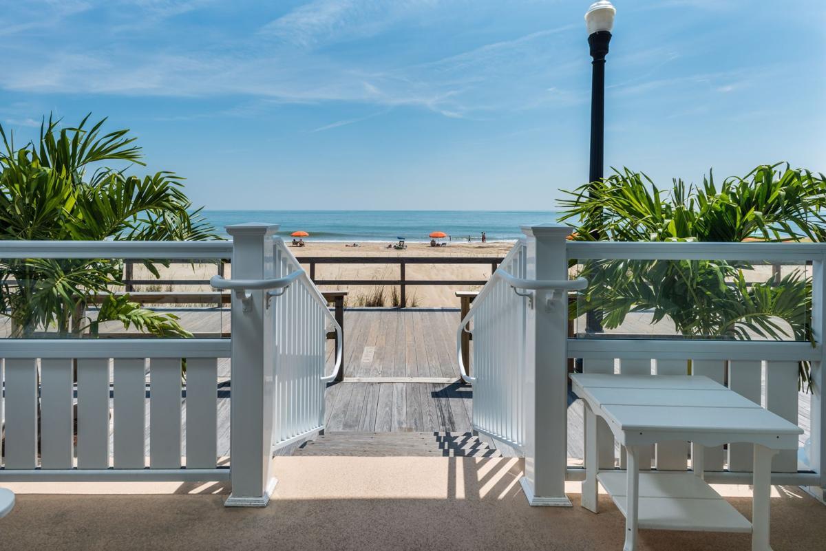 Boardwalk suites in Bethany Beach