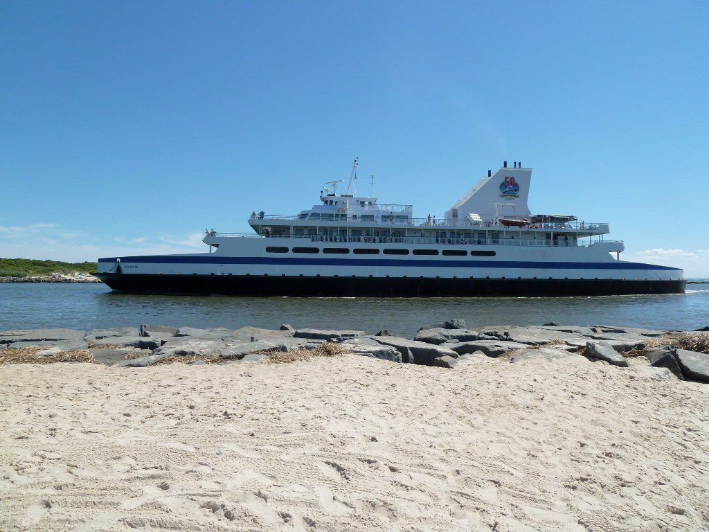 Take the ferry for the fun of it this year