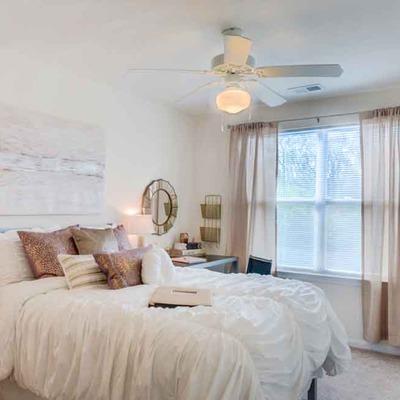 Flats Bedroom