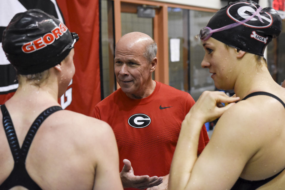 UGA Swimming & Diving Fall Invitational Day Two