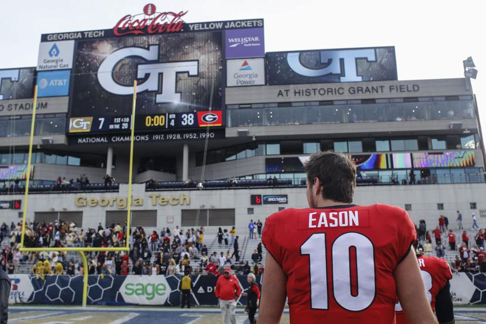 PHOTOS: Georgia vs  Georgia Tech | Second Half | Multimedia