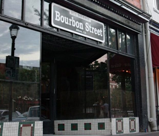 Bourbon Street Named No 5 College Bar In America Bars