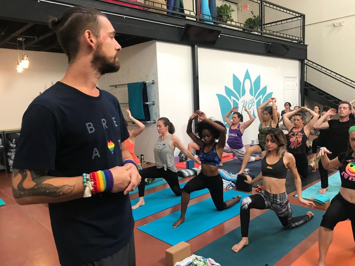 Rainbow Flow Yoga 1