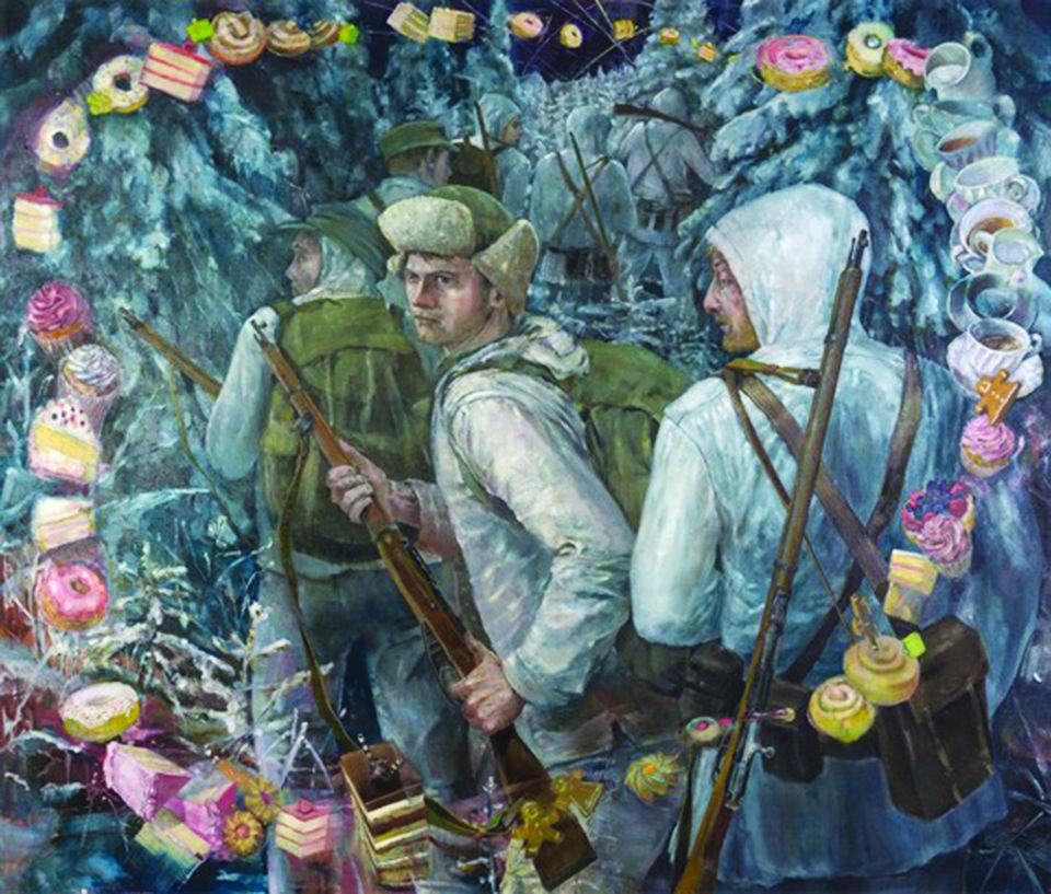 Michael Ross - Winter War