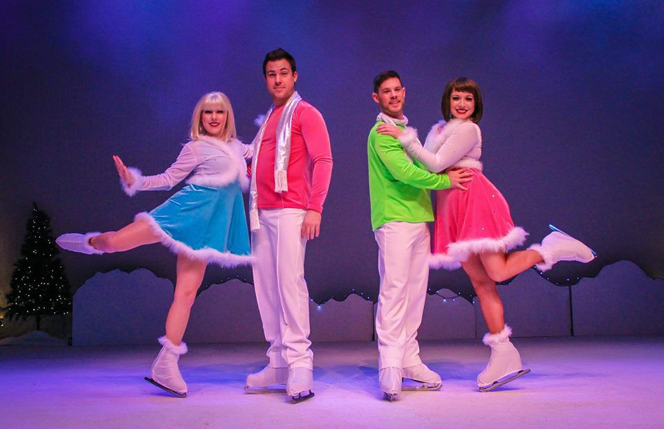 Christmas On Ice.The Classic Center To Host Family Friendly Show Christmas