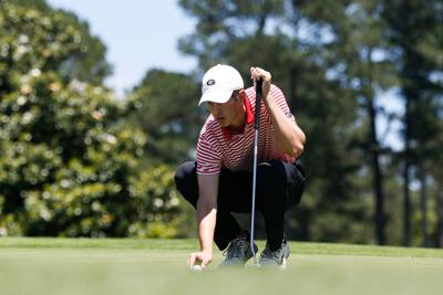 Georgia men's golf finishes in fourth place at The Carmel Cup