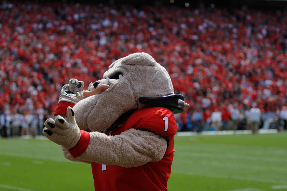 10 Things To Avoid Doing At The First Uga Football Game Culture Redandblack Com