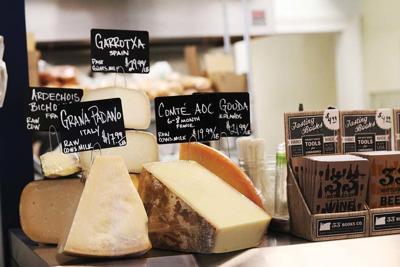 Half-Shepherd Market & Cheese Shop