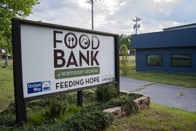 Food bank of Northeast Georgia
