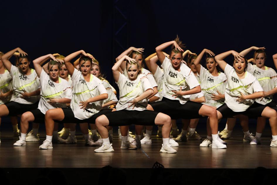 PHOTOS: More than $90,000 raised for Prevent Child Abuse America after SDT Greek Grind dance competition