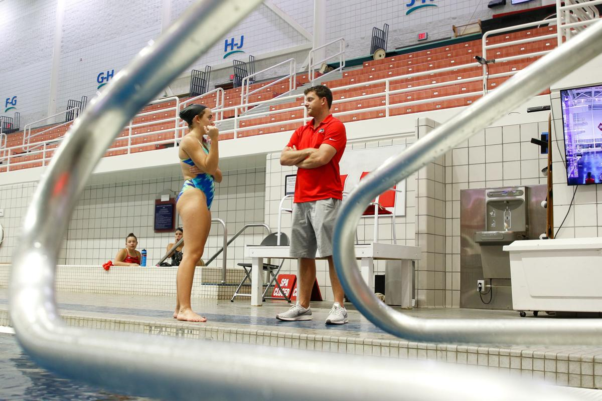 6d269adf90 Three-day Georgia diving invitational concludes Sunday | Swimming ...