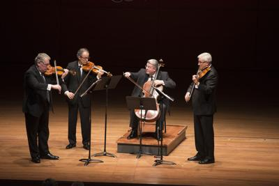 Emerson String Quartet and pianist Shai Wosner to bring Mozart and