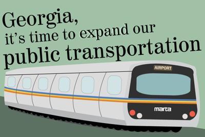 Georgia Transportation Opinion Graphic