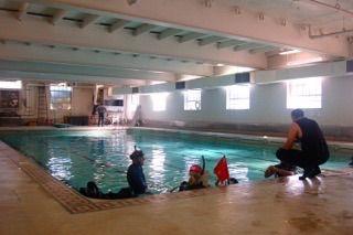 Marine Sciences pool
