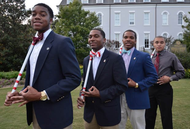 Alphabet Soup: Men of Kappa Alpha Psi focus on tradition of
