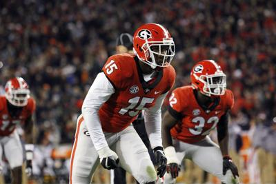 5 Former Georgia Players Selected On Third Day Of 2019 Nfl