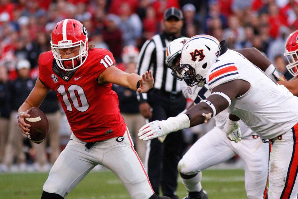 Live Blog Georgia Vs Auburn Sports Redandblack Com