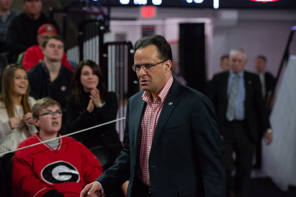 49bac0d44020 Georgia men's basketball coach Tom Crean apologizes for his comments after  loss to Ole Miss