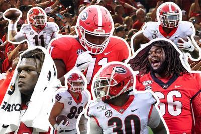 NFL Draft graphic