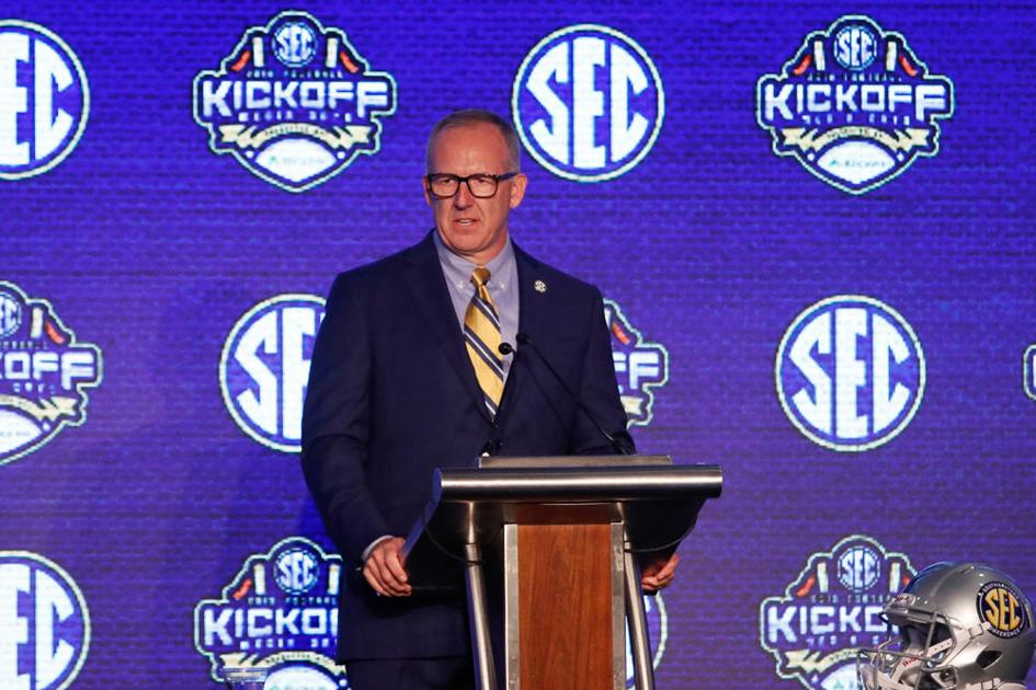Sec To Begin Exclusive Broadcast Deal With Abc Espn In Fall 2024 Sports Redandblack Com