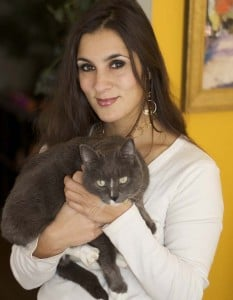 Alumna protects pets from violence