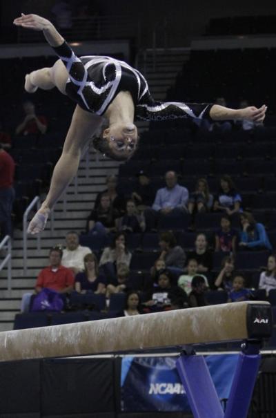 PHOTO GALLERY: NCAA Gymnastics Championship