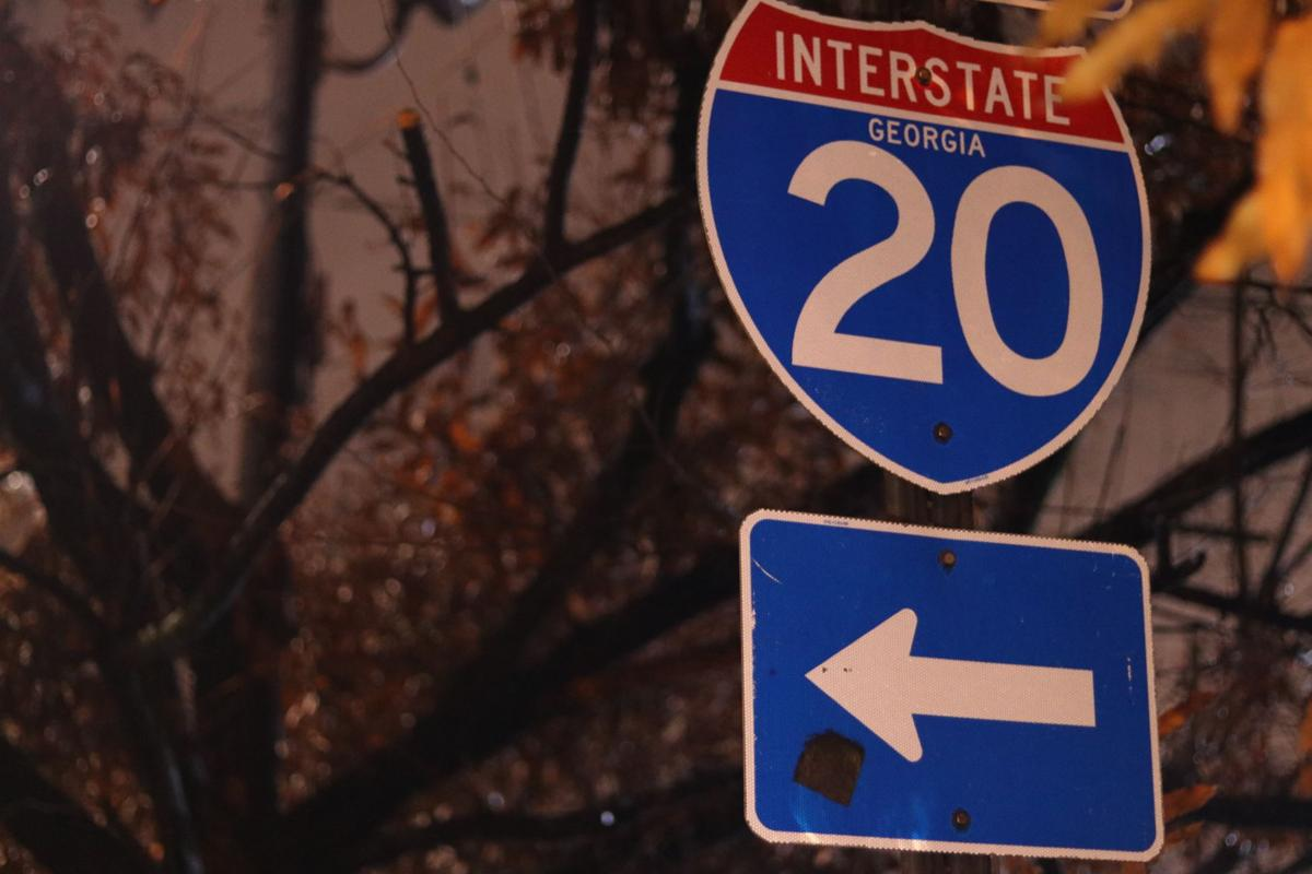 UGA student killed in I-20 car accident Thursday night