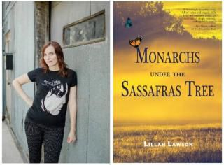 Lillah Lawson's Monarchs Under the Sassafras Tree