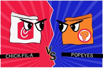 CFA vs. Popeyes