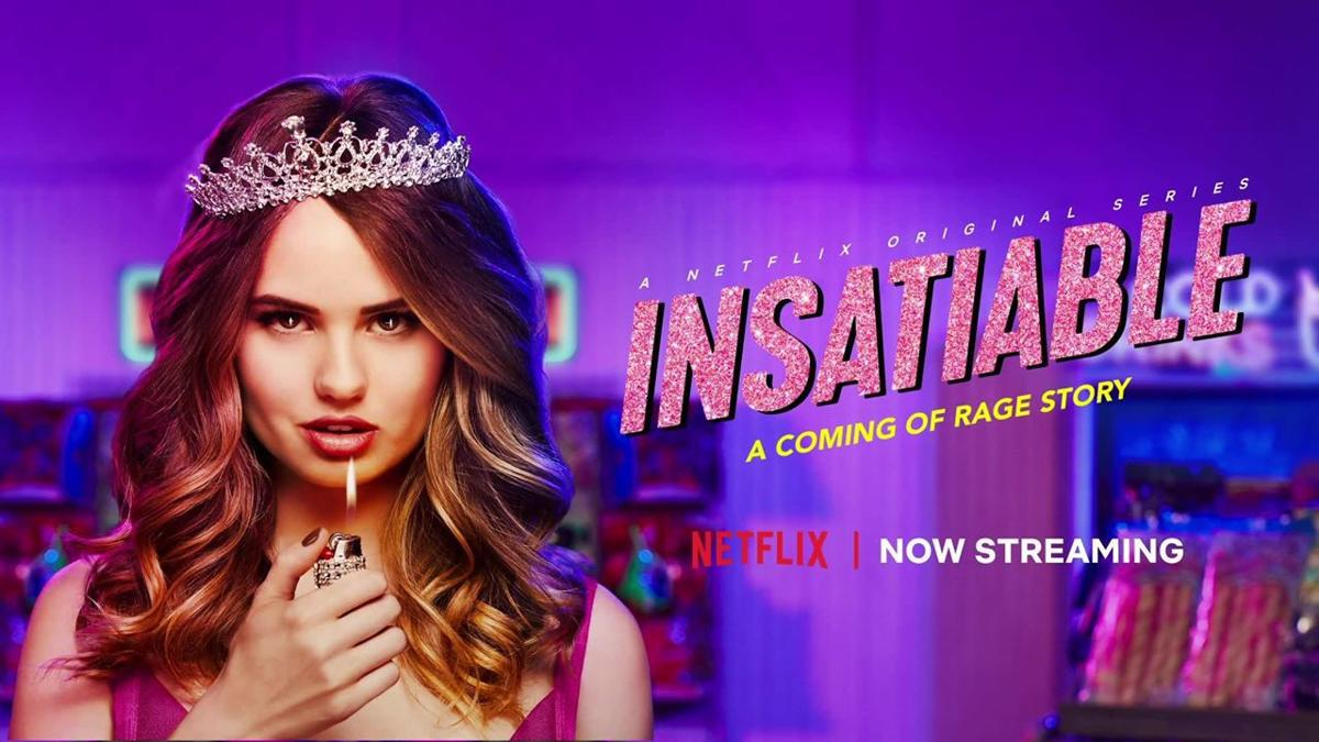 Image result for insatiable