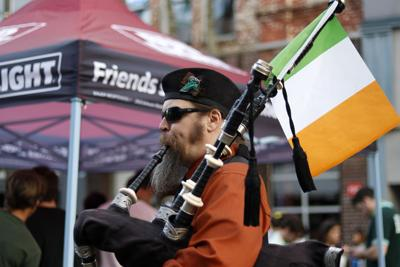 Athenians and visitors celebrate Irish culture during inaugural Athens St. Patrick's Day Festival