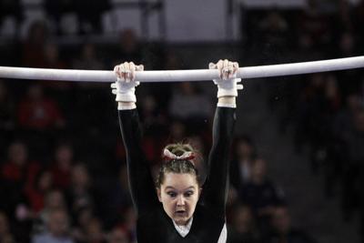 Georgia gymnast Emily Schild out for season with knee injury