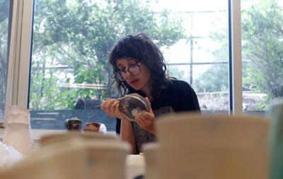 Ceramic student organization to hold pottery sale to 'urn' money for conference