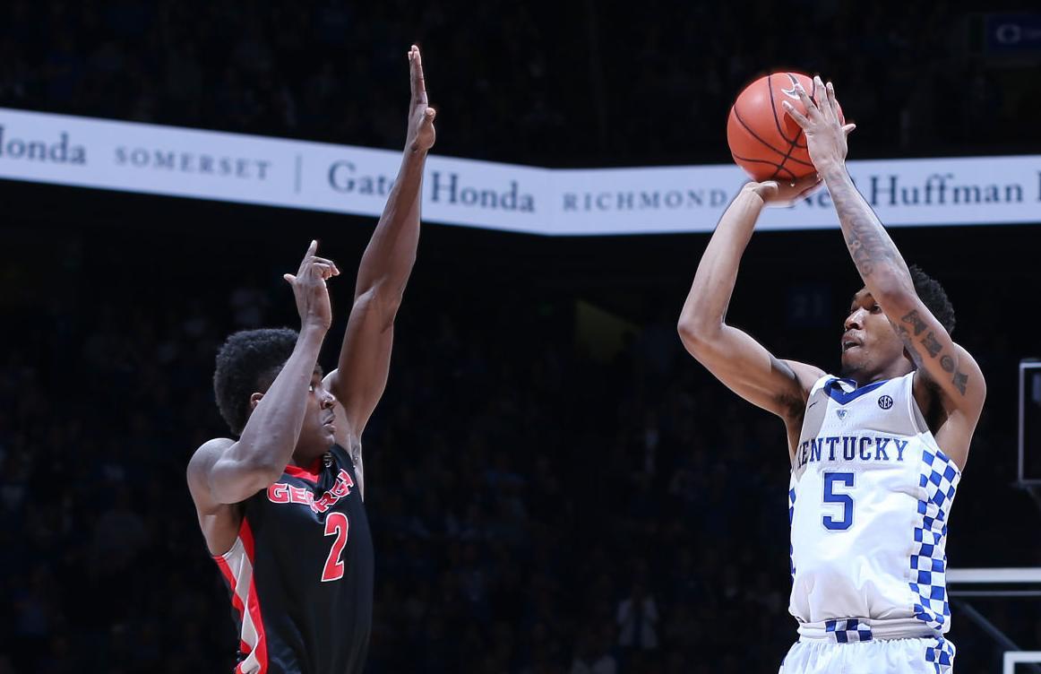 To beat Kentucky, Georgia must stop Malik Monk | Sports ...