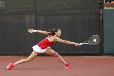 Georgia Women S Tennis Punches Ticket To Ita National Team