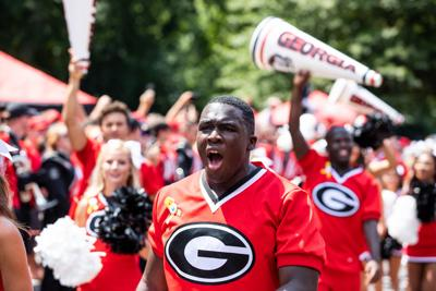 UGA students discuss the impact of the Notre Dame game on the city of Athens and their gameday weekend